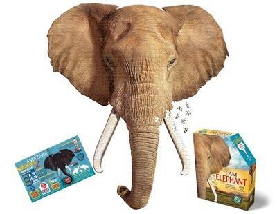 Madd Capp Games & Puzzles - Madd Capp Puzzle - I AM Elephant