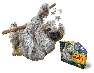 Madd Capp Games & Puzzles - Madd Capp Puzzle Jr - I AM Lil SLOTH