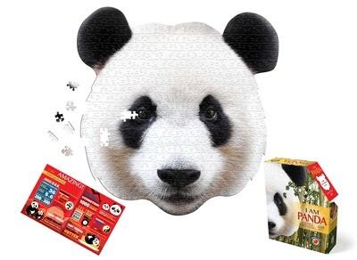 Madd Capp Games & Puzzles - Madd Capp Puzzle - I AM Panda