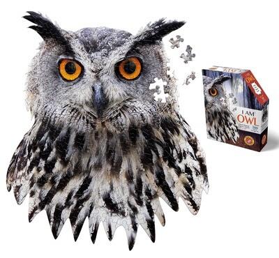 Madd Capp Games & Puzzles - Madd Capp Puzzle - I AM Owl (300)