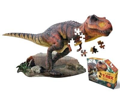 Madd Capp Games & Puzzles - Madd Capp Puzzle Jr - I AM T. Rex