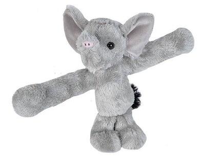"Wild Republic - Huggers Elephant Stuffed Animal - 8"""