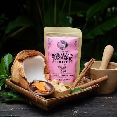 Turmeric with Coconut Mylk (Golden Latte)