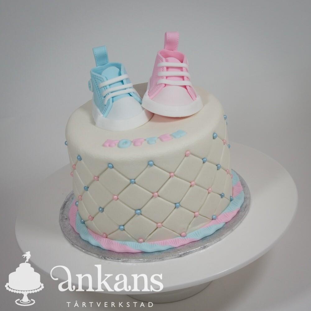 Gender Reveal tårta
