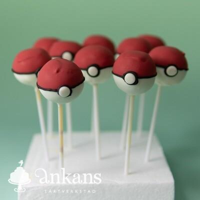 Pokémon Cakepops