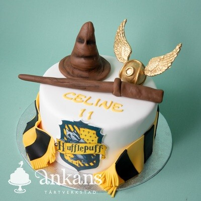 Harry Potter-tårta (olika varianter)