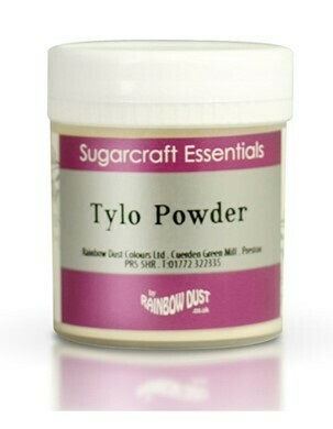 Tylo Powder CMC Rainbow Dust