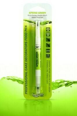 Livsmedelspenna - Grön