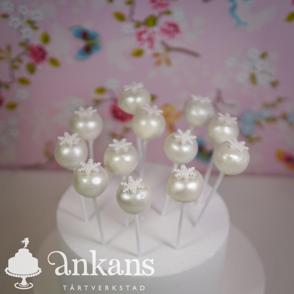 Cakepops - Vintertema