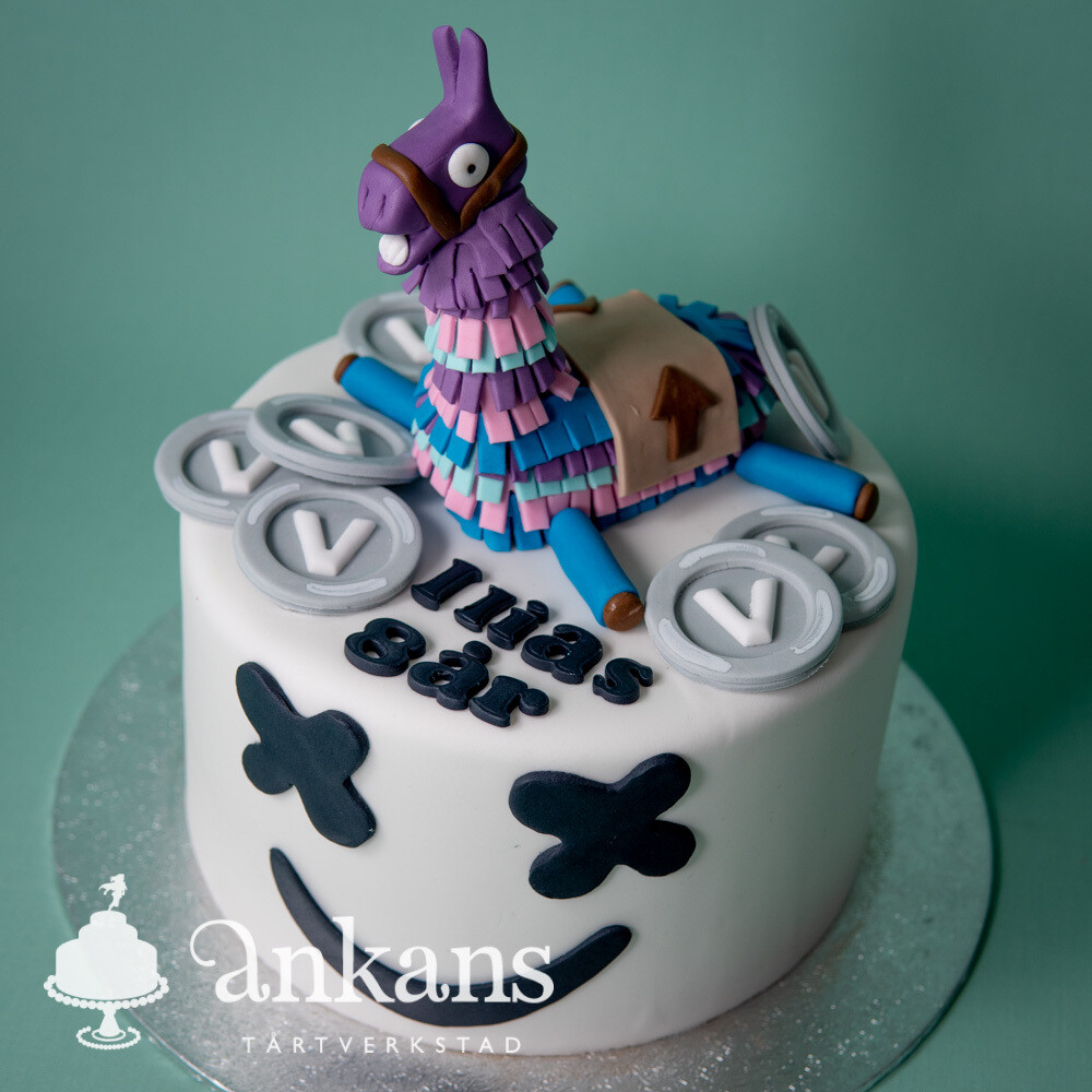 Fortnite-tårta 1