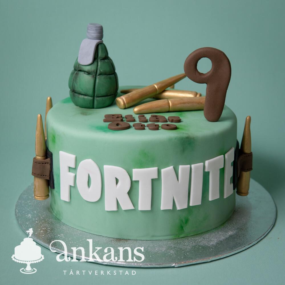 Fortnite-tårta 2