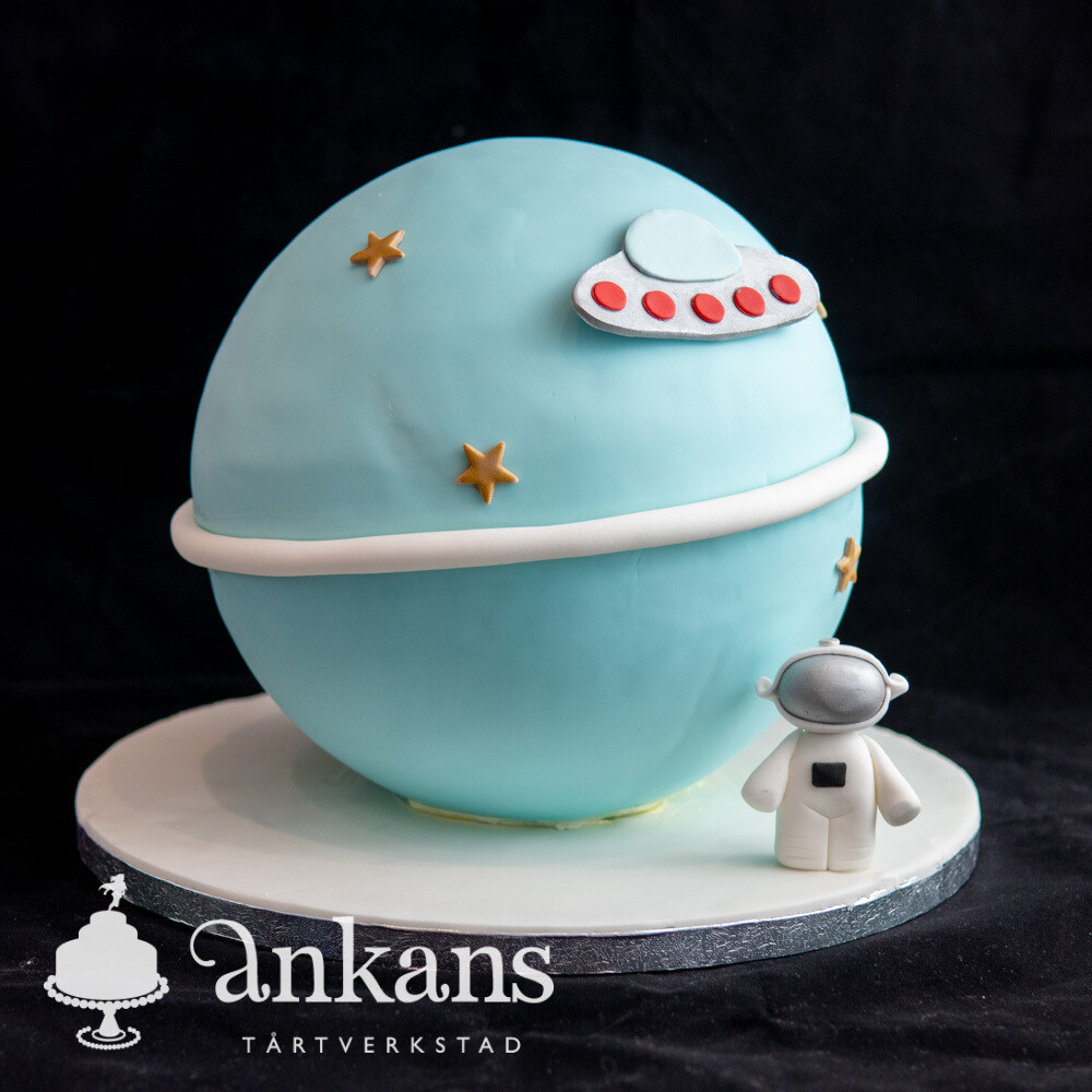 Planet/Rymd tårta