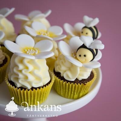 Mini CC med blommor och bin