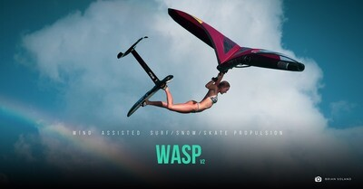 Wing foil Ozone Wasp2