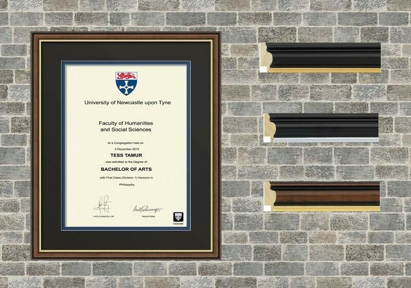 Graduation Frame 1648