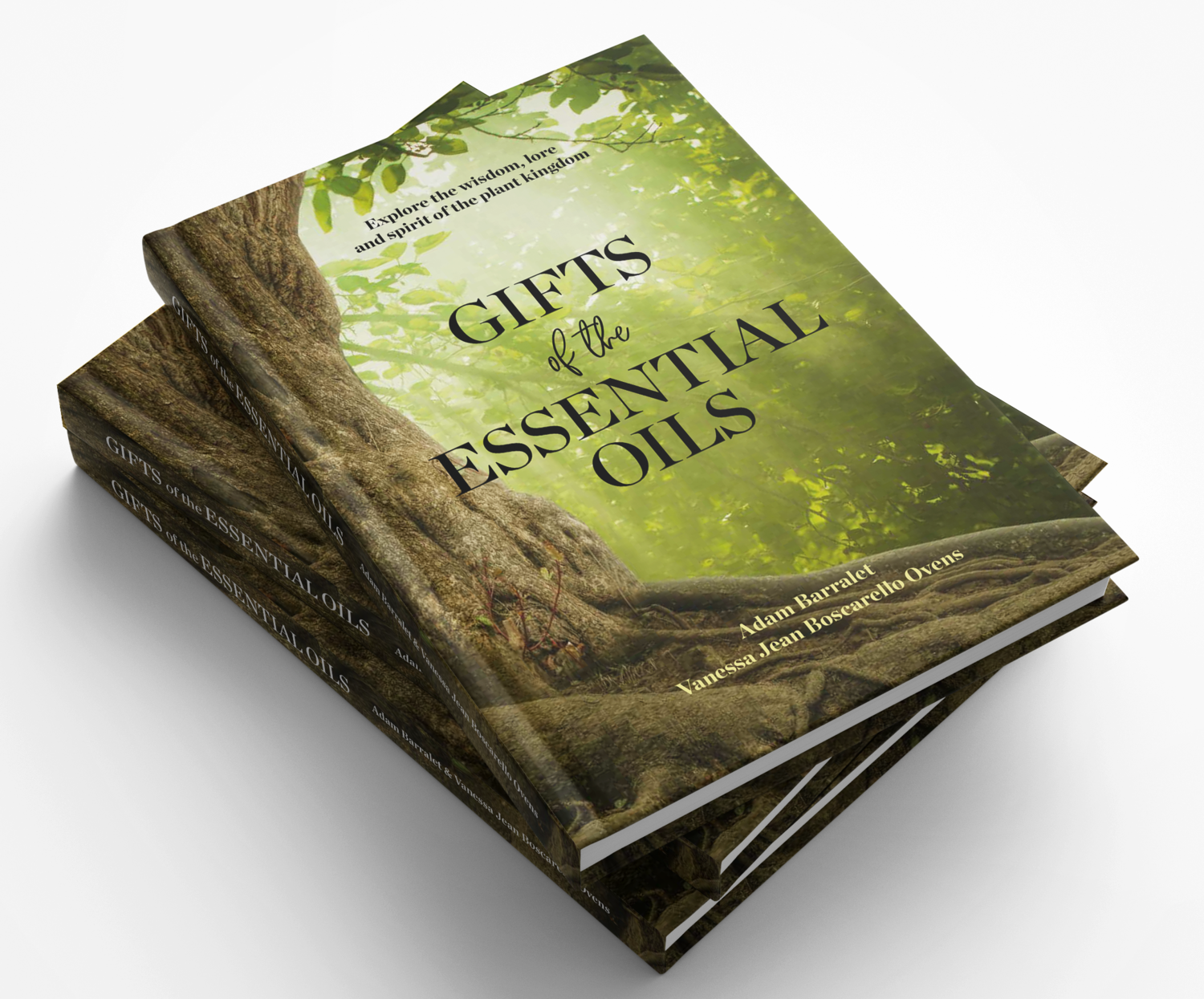 *** PRE-ORDER *** Gifts of the Essential Oils Book - Delivery Late September 2020
