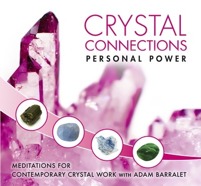 Crystal Connections Guided Meditation CD - Personal Power