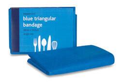 Triangular Bandage - Blue