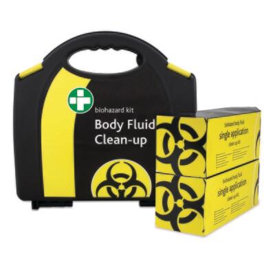 Bio Hazard Clean Up Kit (2)