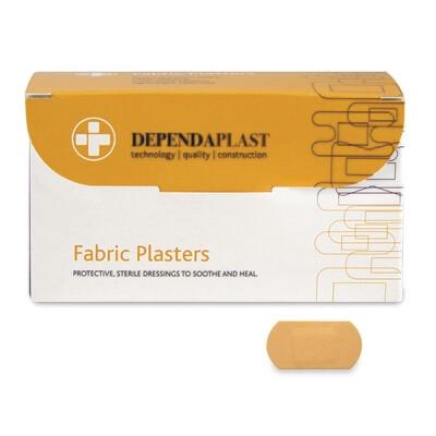 Plasters  4 cm x 2 cm