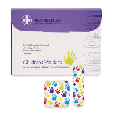 Plasters - Children's