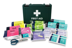 PE First Aid Kit Complete