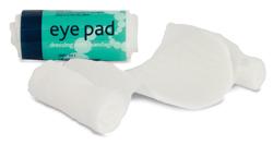 Eye Pad Dressing - Flow Wrapped