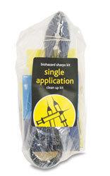 Bio Hazard Sharps Clean Up Kit (1)