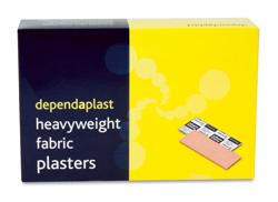Plasters 4 cm x 4 cm