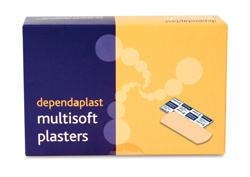 Plasters 7.5 cm x 2.5 cm