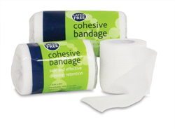 Cohesive Bandages Latex Free (5 cm)
