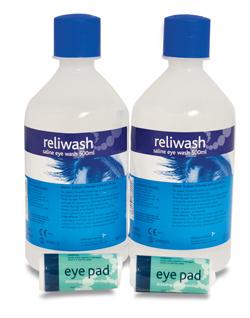 Eye Wash Refill Pack