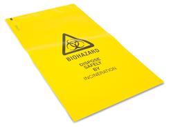 Bio Hazard Waste Bags (Small)