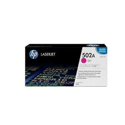HP-502A -Q6473A Toner Cartridge Magenta