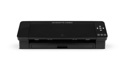 Plotter da taglio Silhouette Cameo 4 Midnight Black Limited edition