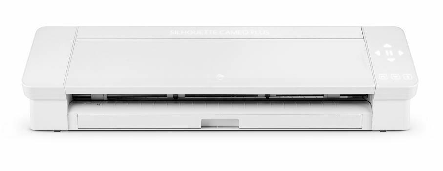 Plotter da taglio Silhouette Cameo 4 Plus - larghezza taglio 37,1cm
