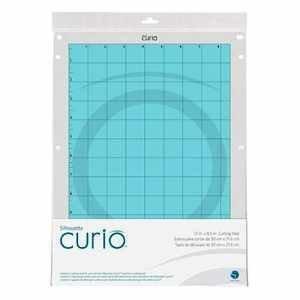 CURIO-CUT-12 Foglio di trascinamento 21.50 x 30.40 tappetino di taglio per Curio