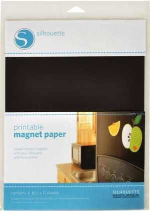 MEDIA-MAGNET - PRINTABLE MAGNET PAPER - Fogli magnetici stampabili A4