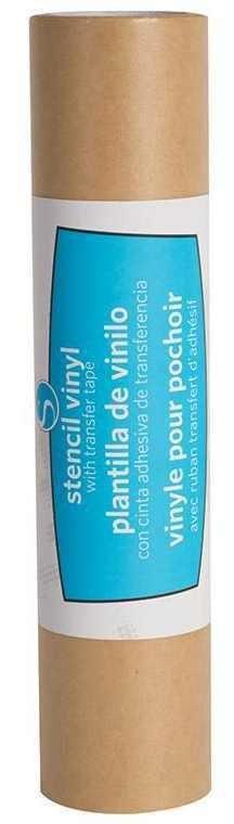 VINYL-STENCIL - 9-3T vinile per stancil per tessuti, materiali morbidi e rigidi