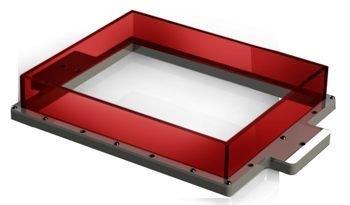 Vat LCD HR - vaschetta di ricambio - specifica per stampante Italiarobot LCD HR