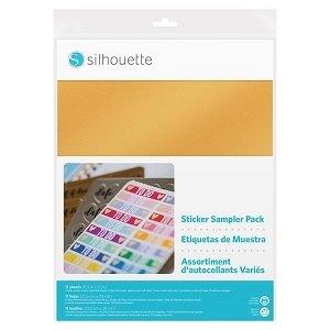 SAM-STICKER- STICKER SAMPLER PACK PRINTABLE - Fogli adesivi stampabili A4