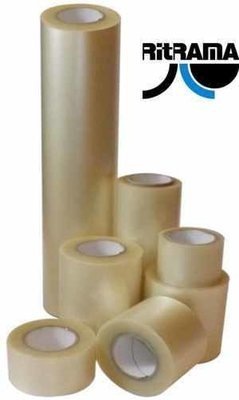 Application tape 100 metri in Polipropilene trasparente larghezza 20,0cm - 30.5cm - 61,0cm - 122,0cm