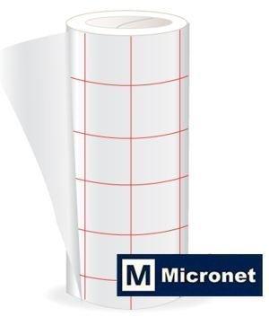 Application tape in polipropilene con liner - carta siliconata sul retro - larghezza 62cm