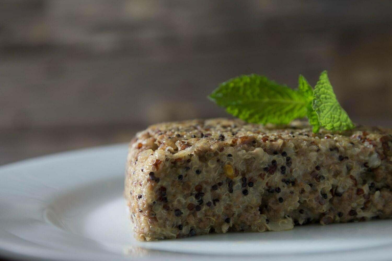 Parmentier de quinoa