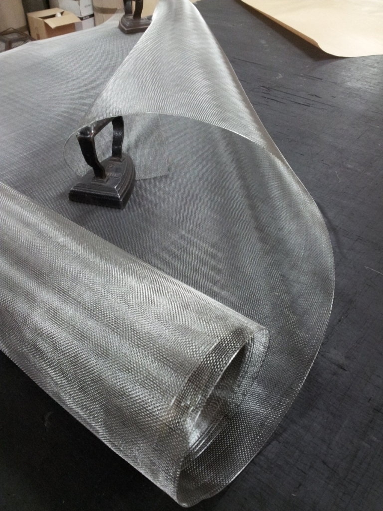 Insect Mesh (Fly Mesh), stainless steel