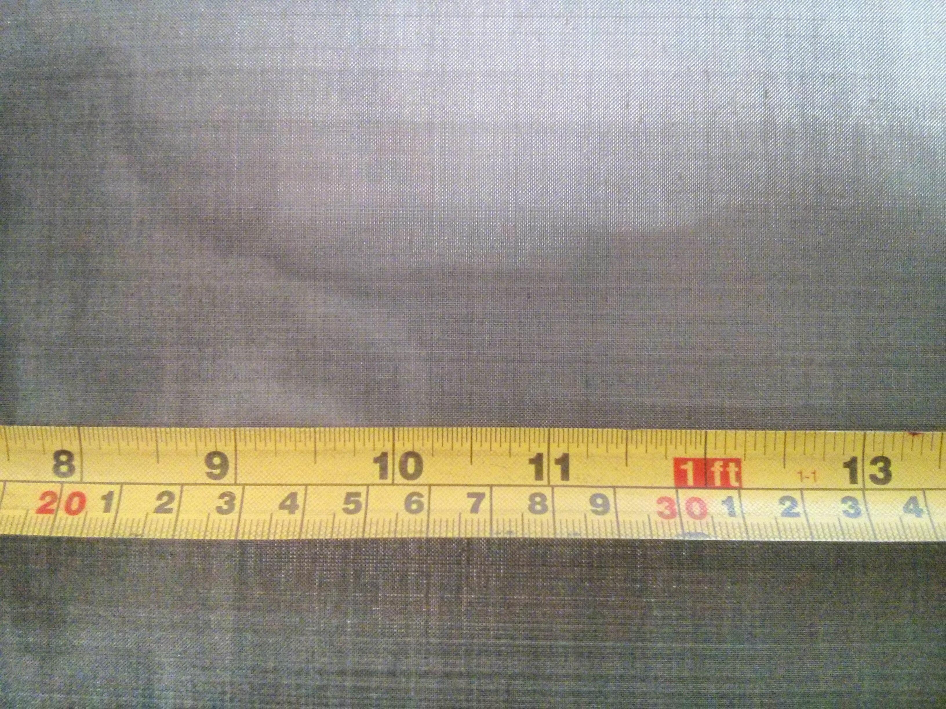 Mild steel woven 80 mesh: 0.178mm aperture MS80M39GW1.37L1