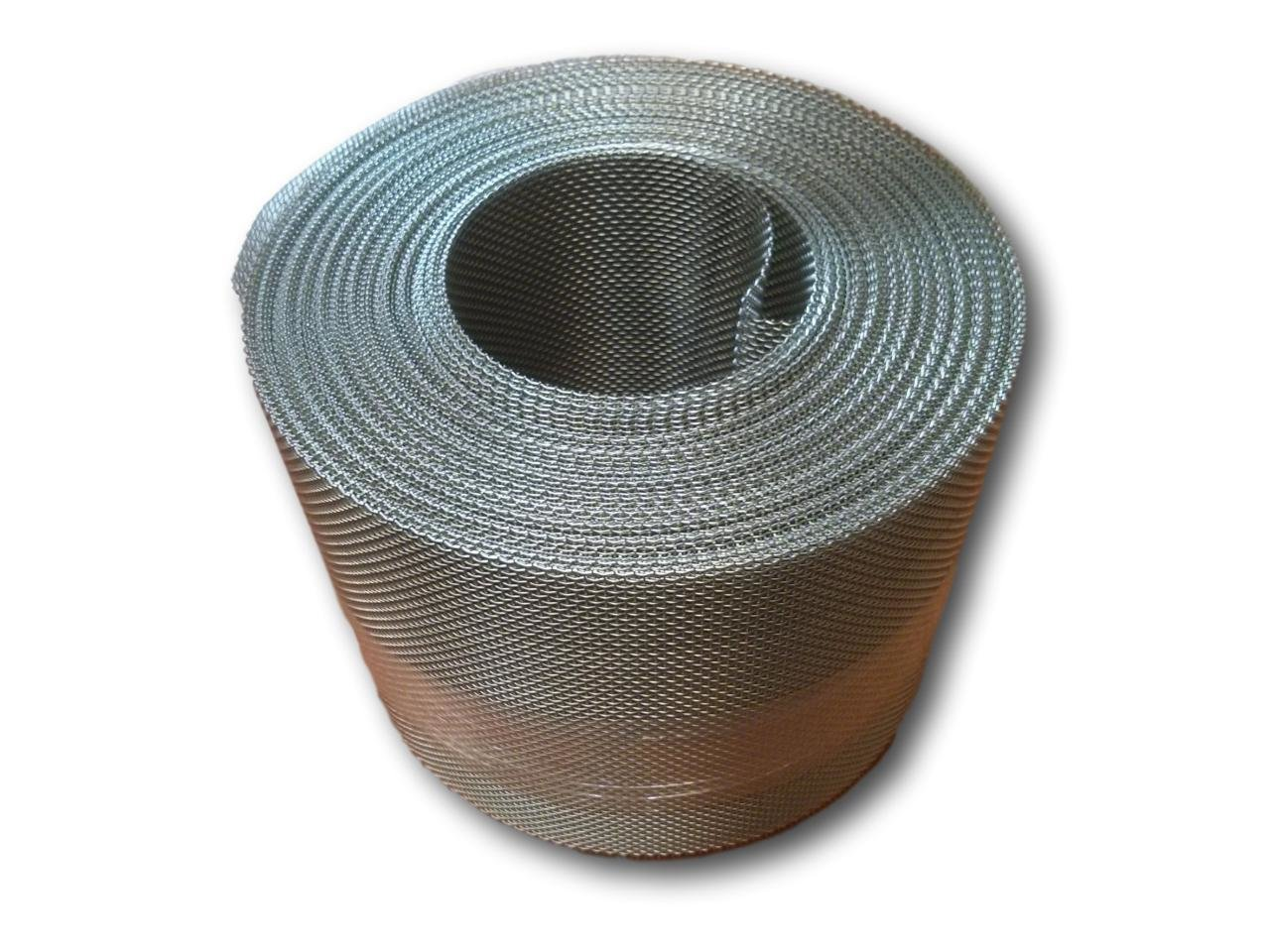 Rodent mesh 30m x 100mm stainless woven RODSS/30-0.1