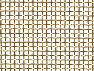 Brass woven 40 mesh: 0.435mm aperture BR40M35G