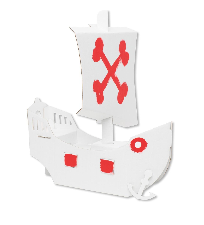 La piccola nave pirata