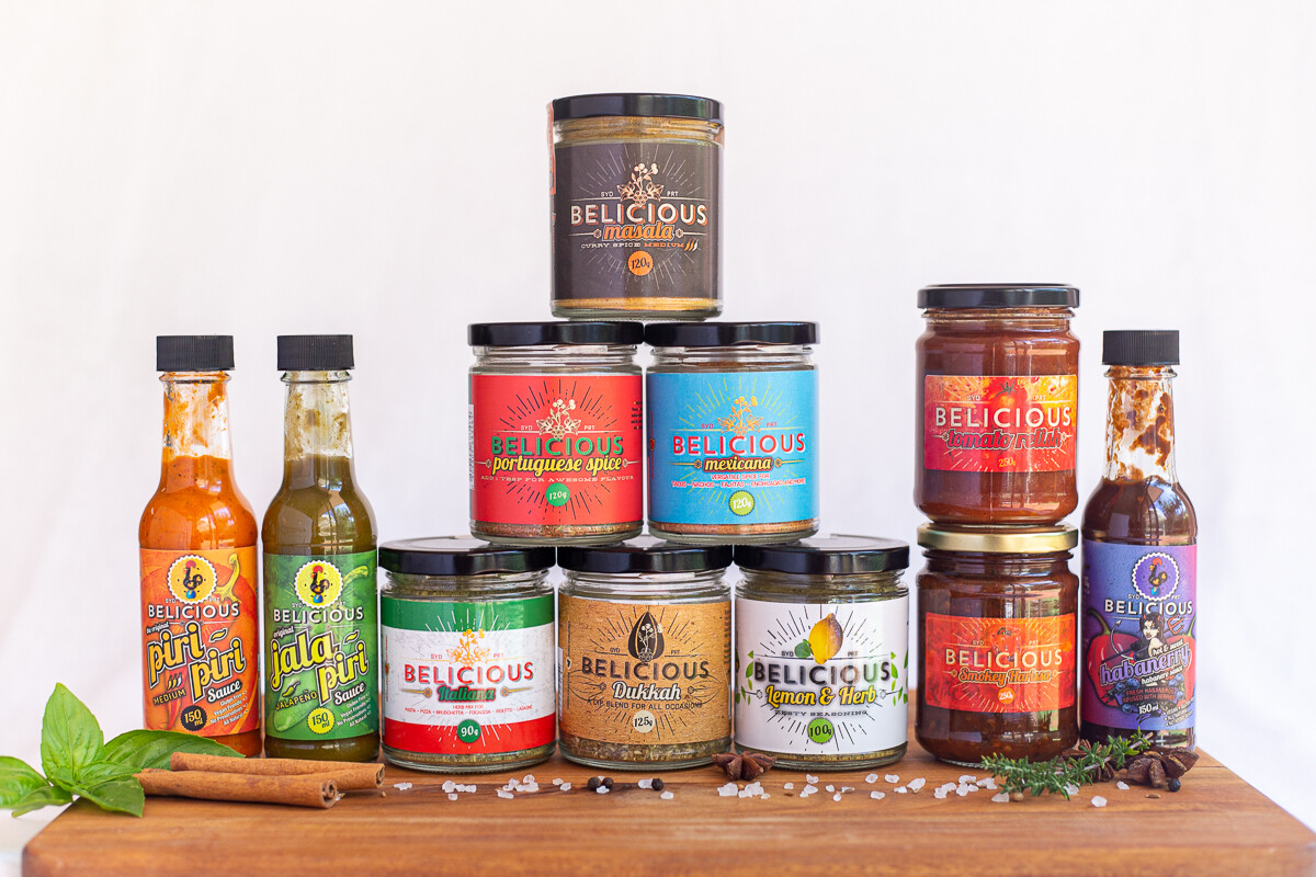 The Ultimate Foodie - BUY ALL and SAVE 25$ !